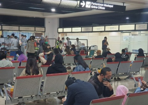 Posko Korban Sriwijaya Air Didirikan di Terminal 2D Bandara Soetta