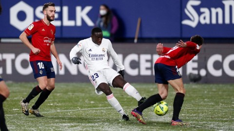 Osasuna vs Real Madrid: Los Blancos Tumpul