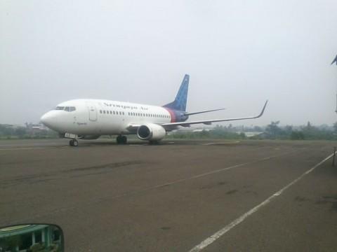 KNKT Kerahkan Peralatan Pencarian ke Titik Pesawat Sriwijaya Air Jatuh