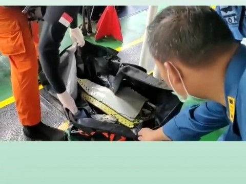 Serpihan Pesawat Sriwijaya Air SJ-182 Mulai Ditemukan