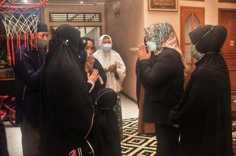 Bupati Bogor Beri Dukungan ke Keluarga Kapten Afwan