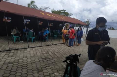 DVI Polda Kalbar Ambil 10 Sampel DNA Keluarga Korban Sriwijaya Air