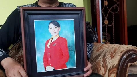 Pramugari Asal Tangsel Jadi Korban Kecelakaan Sriwijaya Air