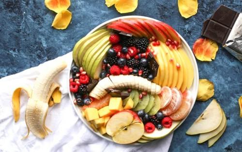 Tidak ada makanan tunggal yang kaya antioksidan, kamu harus mengombinasikannya. (Foto: Ilustrasi/Unsplash.com)