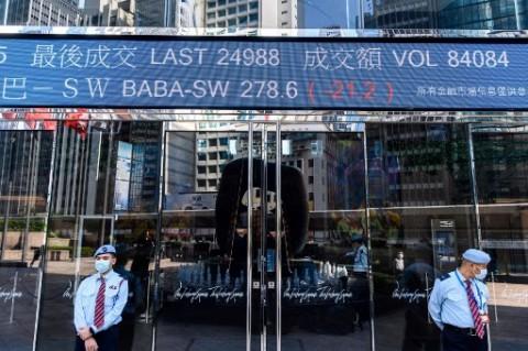 Goldman Sachs, Morgan Stanley, JPMorgan Ramai-ramai Hapus Produk di Hong Kong
