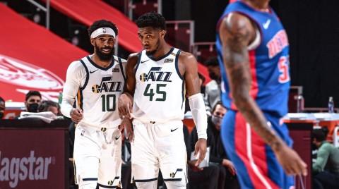 Utah Jazz Belum Terbendung