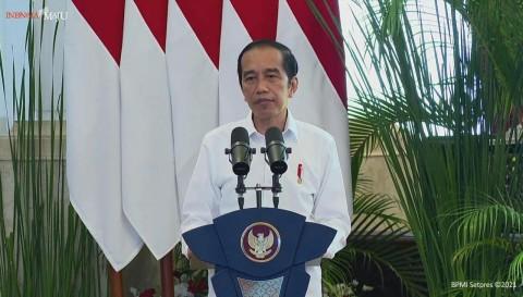 Jokowi Ingatkan Potensi Krisis Pangan Akibat Pandemi