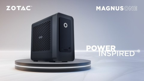 Mini PC Zotac Magnus One Debut di CES 2021