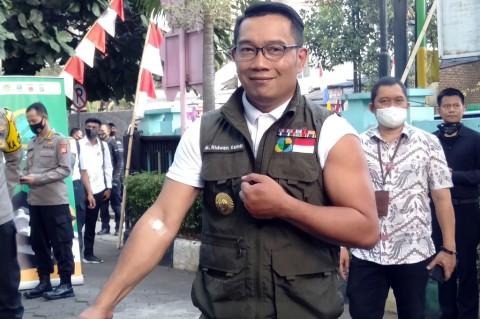 Ini Efek Samping dari Vaksin Covid-19 yang Dirasakan Ridwan Kamil