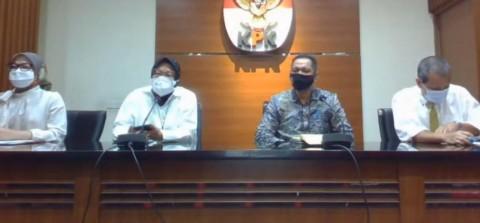 Sambangi KPK, Risma Tampung Masukan Terkait Bansos