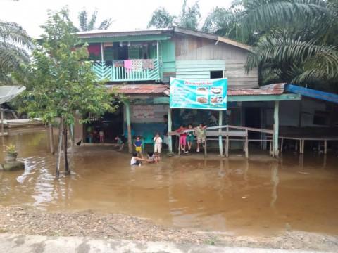 Lima Kecamatan di Aceh Selatan Terendam Banjir