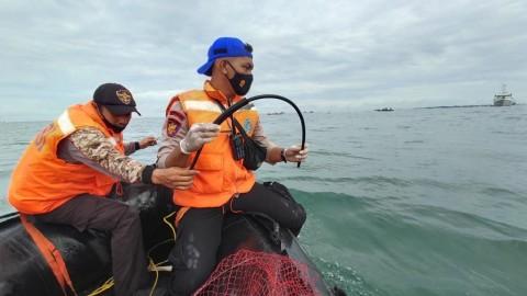 DVI Polri Terima 53 Sampel DNA Korban Sriwijaya Air SJ-182