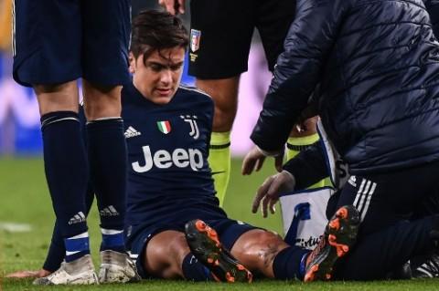Tiga Pemain Juventus Tumbang