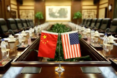 Tiongkok Lawan Balik Sanksi Trump