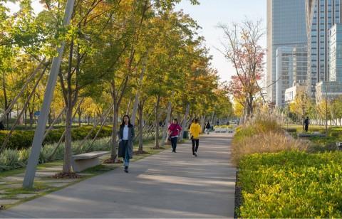 3 Berita Populer Properti, Taman unik di Tiongkok hingga Balkon Hemat Bujet