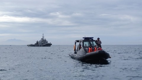 KNKT: Mesin Sriwijaya SJ-182 Diduga Masih Berfungsi Sebelum Membentur Air