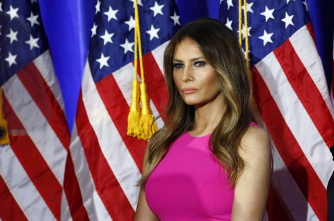 Kongres Diserang, Ibu Negara AS Kecewa Pada Pendukung Trump