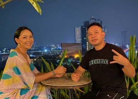 Kalina Sembuh, Vicky Prasetyo Kebut Rencana Pernikahan