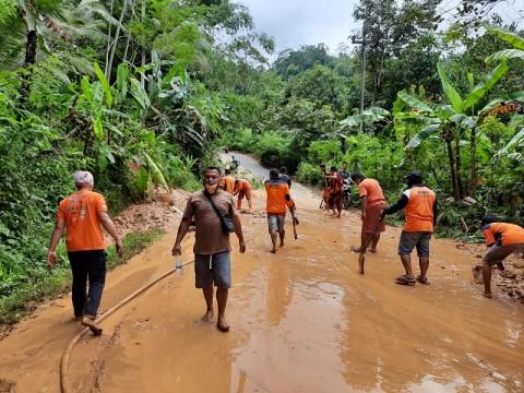 Banjir dan Longsor Landa Purworejo