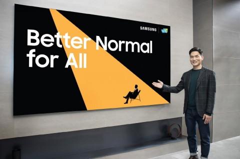 Samsung Umumkan Deretan Inovasi di CES 2021