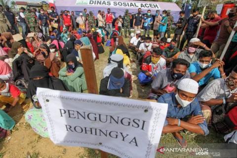249 Pengungsi Rohingya Kabur