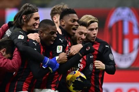 AC Milan vs Torino: Rossoneri ke Perempat Final Lewat Adu Penalti