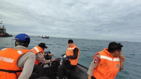 Pencarian Korban Sriwijaya Air SJ-182 Terkendala Cuaca Ekstrem