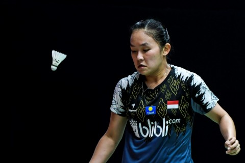 Thailand Open: Ruselli Hartawan Kalah, Tunggal Putri Indonesia Habis