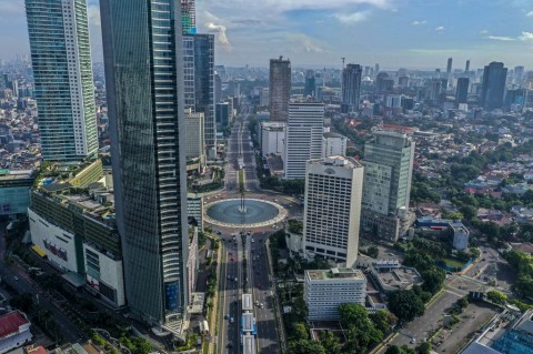 Riset: Ekonomi Indonesia Membaik di 2021