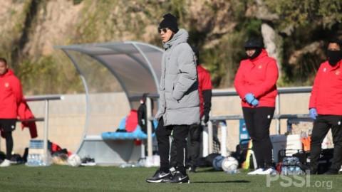 Pesan Shin Tae-yong Usai Timnas U-19 Pulang dari Spanyol