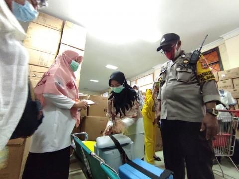 Dinkes Makassar Mulai Sebar Vaksin Covid-19 ke Puskesmas