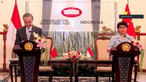 Indonesia, China Eye Stronger Health, Economic Cooperation