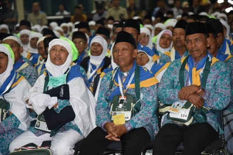 Kebutuhan Jemaah Haji Indonesia Peluang bagi UKM