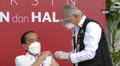 Vaksinasi Menyelamatkan Kehidupan Rakyat