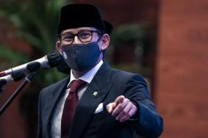 Menparekraf Anggap Pariwisata Halal di Indonesia Belum Satu Frekuensi