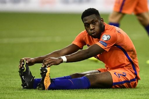 Manchester United Resmi Lepas Fosu-Mensah