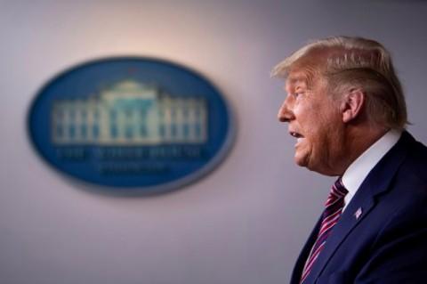 Untuk Kedua Kali, Donald Trump Dimakzulkan oleh DPR AS