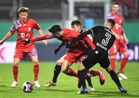 DFB Pokal: Bayern Muenchen Disingkirkan Klub Divisi Dua