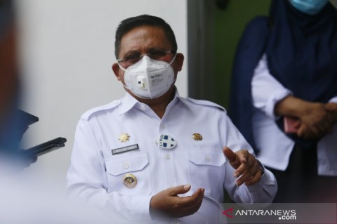 Kota Gorontalo Mulai Sebar 4.650 Dosis Vaksin Covid-19