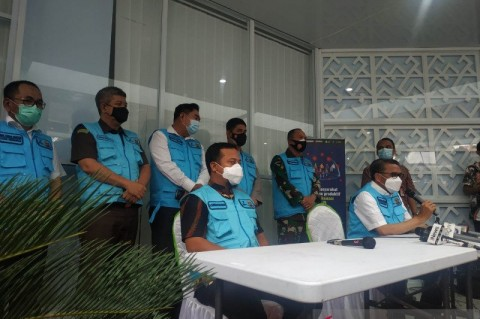 Gubernur Sulsel Batal Disuntik Vaksin Covid-19