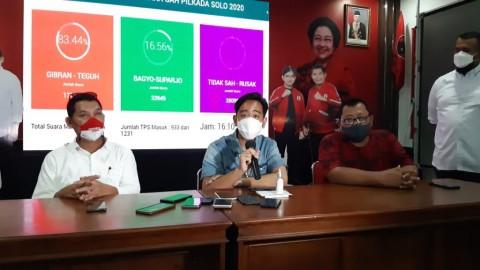 21 Januari, Gibran Bakal Ditetapkan Sebagai Wali Kota Solo Terpilih