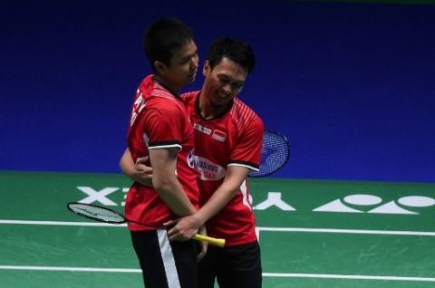 Thailand Open: Ahsan/Hendra Beberkan Kunci Sukses Melewati Babak 16 Besar