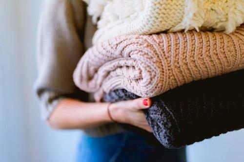 Berikut cara merawat pakaian wol. (Foto: Ilustrasi/Unsplash.com)