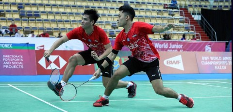 Thailand Open: Leo/Daniel Kejutkan Fajar/Rian