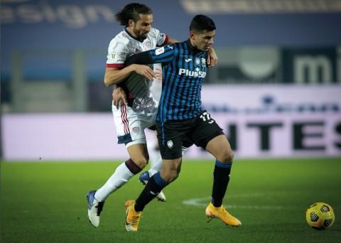 Coppa Italia: Atalanta Depak Cagliari