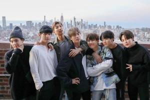 BTS Borong 6 Penghargaan di Gaon Chart Music Awards