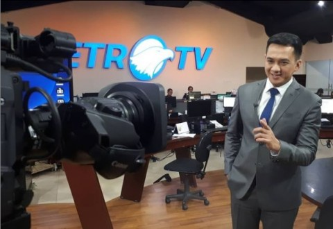 Keren, Presenter Metro TV Menang Penghargaan Asian Television Awards