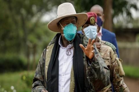 Yoweri Museveni Jadi Presiden Uganda untuk Kali Keenam