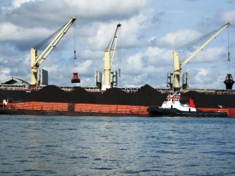 Impor Batu Bara Tiongkok <i>Rebound</i> pada Desember