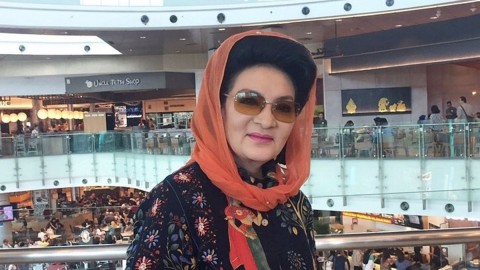 Farida Pasha Pemeran Mak Lampir Meninggal Akibat Covid-19